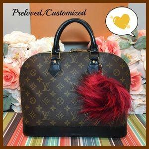 Louis Vuitton Authentic Alma Pm